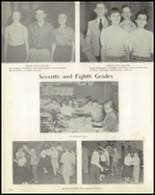 1957 Jackson High School Yearbook Page 58 & 59
