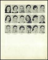 1957 Jackson High School Yearbook Page 62 & 63