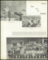 1957 Jackson High School Yearbook Page 74 & 75
