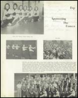 1957 Jackson High School Yearbook Page 80 & 81