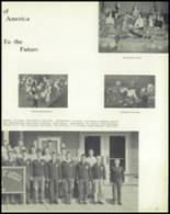 1957 Jackson High School Yearbook Page 84 & 85