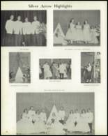 1957 Jackson High School Yearbook Page 92 & 93