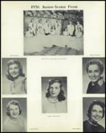 1957 Jackson High School Yearbook Page 94 & 95