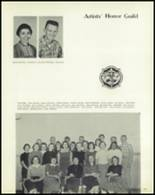 1957 Jackson High School Yearbook Page 96 & 97