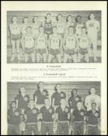 1957 Jackson High School Yearbook Page 106 & 107