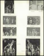 1957 Jackson High School Yearbook Page 108 & 109