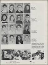 1991 Hillsdale High School Yearbook Page 16 & 17