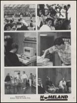1991 Hillsdale High School Yearbook Page 20 & 21