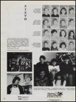 1991 Hillsdale High School Yearbook Page 24 & 25