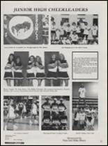 1991 Hillsdale High School Yearbook Page 34 & 35