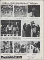 1991 Hillsdale High School Yearbook Page 38 & 39