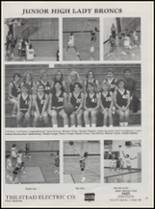1991 Hillsdale High School Yearbook Page 40 & 41