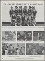 1991 Hillsdale High School Yearbook Page 42 & 43