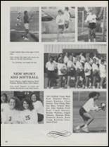 1991 Hillsdale High School Yearbook Page 52 & 53