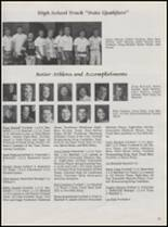 1991 Hillsdale High School Yearbook Page 54 & 55