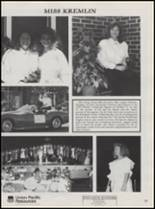 1991 Hillsdale High School Yearbook Page 62 & 63