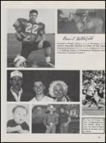 1991 Hillsdale High School Yearbook Page 82 & 83