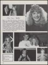 1991 Hillsdale High School Yearbook Page 88 & 89