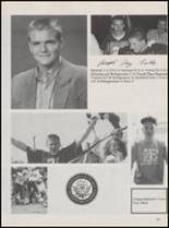 1991 Hillsdale High School Yearbook Page 90 & 91