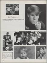 1991 Hillsdale High School Yearbook Page 98 & 99