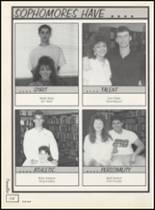 1990 Dardanelle High School Yearbook Page 18 & 19