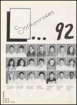 1990 Dardanelle High School Yearbook Page 50 & 51