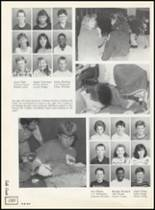 1990 Dardanelle High School Yearbook Page 124 & 125