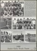 1990 Dardanelle High School Yearbook Page 150 & 151