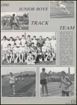 1990 Dardanelle High School Yearbook Page 152 & 153
