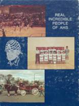 1982 Yearbook Abingdon High School