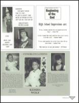 1997 Cy-Fair High School Yearbook Page 254 & 255
