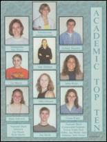 2003 Findlay High School Yearbook Page 22 & 23