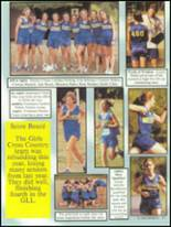 2003 Findlay High School Yearbook Page 100 & 101