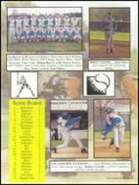 2003 Findlay High School Yearbook Page 124 & 125