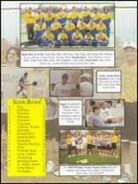 2003 Findlay High School Yearbook Page 128 & 129