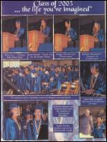 2003 Findlay High School Yearbook Page 186 & 187