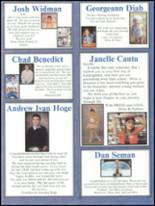 2003 Findlay High School Yearbook Page 222 & 223