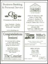 2003 Findlay High School Yearbook Page 252 & 253