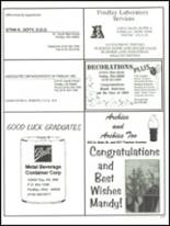 2003 Findlay High School Yearbook Page 254 & 255