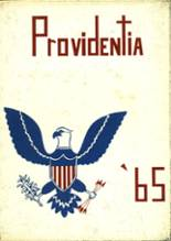 1965 Yearbook Providence Academy