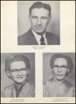 1954 Clyde High School Yearbook Page 10 & 11