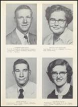 1954 Clyde High School Yearbook Page 16 & 17