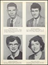 1954 Clyde High School Yearbook Page 18 & 19