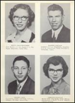 1954 Clyde High School Yearbook Page 22 & 23