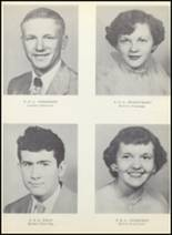 1954 Clyde High School Yearbook Page 46 & 47