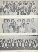 1954 Clyde High School Yearbook Page 52 & 53