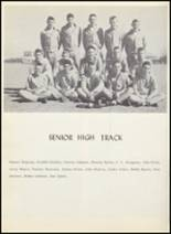 1954 Clyde High School Yearbook Page 62 & 63