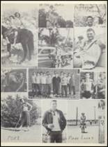1954 Clyde High School Yearbook Page 74 & 75