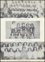 1954 Clyde High School Yearbook Page 88 & 89