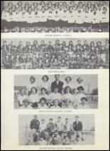 1954 Clyde High School Yearbook Page 90 & 91